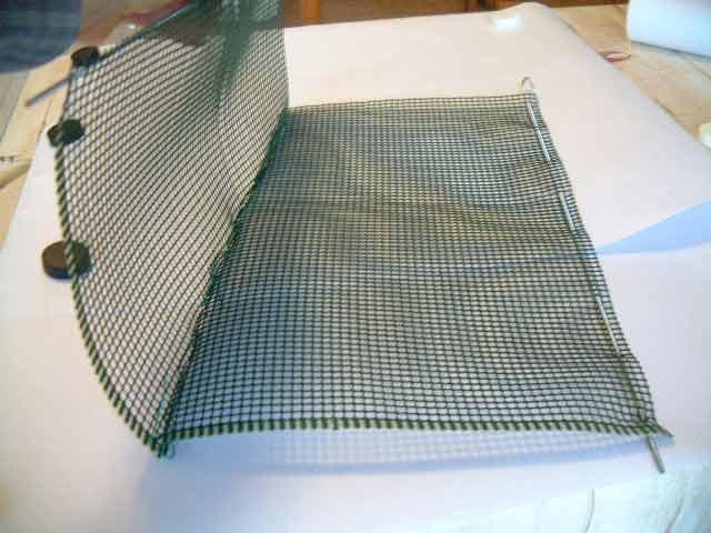 rideau de mousse de java aqualiment. Black Bedroom Furniture Sets. Home Design Ideas